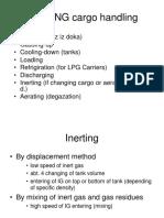 LPG LNG Cargo Handling
