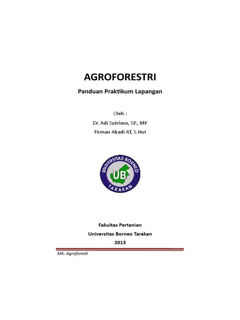 Agroforestri Modulc