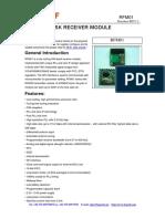 ISM BAND FSK RECEIVER MODULE.pdf