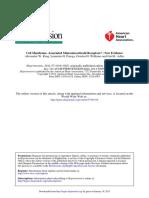 Cell Membrane-Associated Mineralocorticoid Receptors