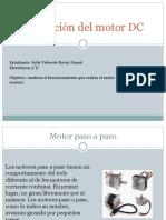Aplicación Del Motor DC