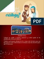 ¿Los Adventistas deben celebrar la navidad?