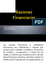 Razones Financieras villanueva