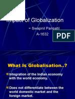 Globalization Impact