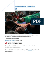 Israel has already killed three Palestinian children in 2018.docx