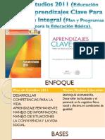 Comparativo Entre Pe2011 y Nuevo Modelo Educativo