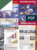 Catálogo en Español Alfatest