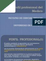 Perfil Profesional Del Medico