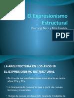 El Expresionismo Estructural
