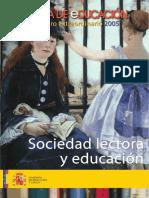 Sociedad Lectora y Educación