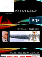 Ingeniería Civil Militar