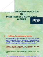 Practical Aspects in PSC Work