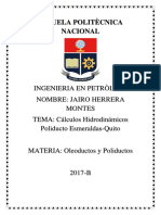 Herrera Jairo Poliducto Esmeraldas Quito