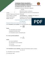 Caisaguano_Cálculos de Taladrado y Fresado