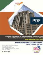Pekeliling Kemasukan Ke IPTA Dan ILKA Untuk Lepasan SPM 2018