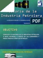 Historia de La Industria Petrolera_corregido