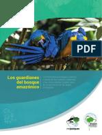 Los guardianes del bosque amazonico - IUCN - 2017.pdf