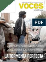 Revista Voces en el  Fenix N° 64 Agosto 2017