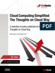 Cloud Computing Simplified
