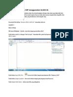Konversi Data KML Ke SHP Menggunakan ArcGIS 10