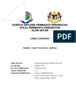 122998508 Case Clerking Hernia