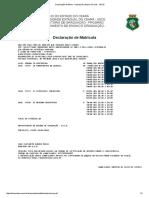 Richard Declaração Do Aluno - Impressão _ Aluno-On-Line - UECE