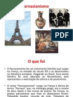 Parnasianismo no Brasil