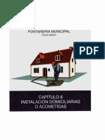 MANUAL DE MANTENIMIENTO ACOMETIDAS DOMICILIARIAS