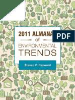 # (Steven F. Hayward) 2011 Almanac of Environmental Trends