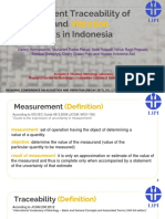 Recav 2017-Measurement Traceability of Acoustics and Vibration Instruments in Indonesia