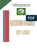 Plan Estrategico de Desarrollo 2011-2020