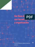 Ricardo Beltrán y Martín Becerra Editores- Sin Fines de Lucro Con Tecnologías y Organización