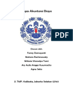Tugas Akuntansi Biaya Struktur