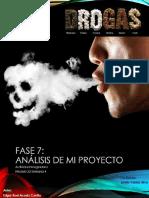 Actividad Integradora Reflexión de mi propuesta Análisis  M22S4A7