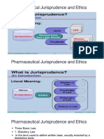 Pharmaceutical Jurisprudence and Ethics
