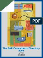85237962 Consultants Directory