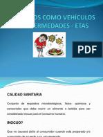 Seguridad Alimentaria, ETAS