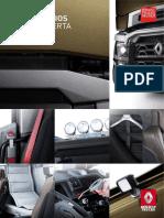 Es Catalogo de Accesorios de La Gama de Camiones Renault Trucks