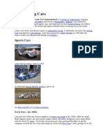 Lola Racing Cars, Wikipedia