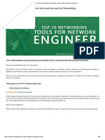 Top 10 List of Network Simulation Tools _ Downloadable Link Inside
