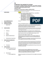 011618 Lakeport City Council agenda packet