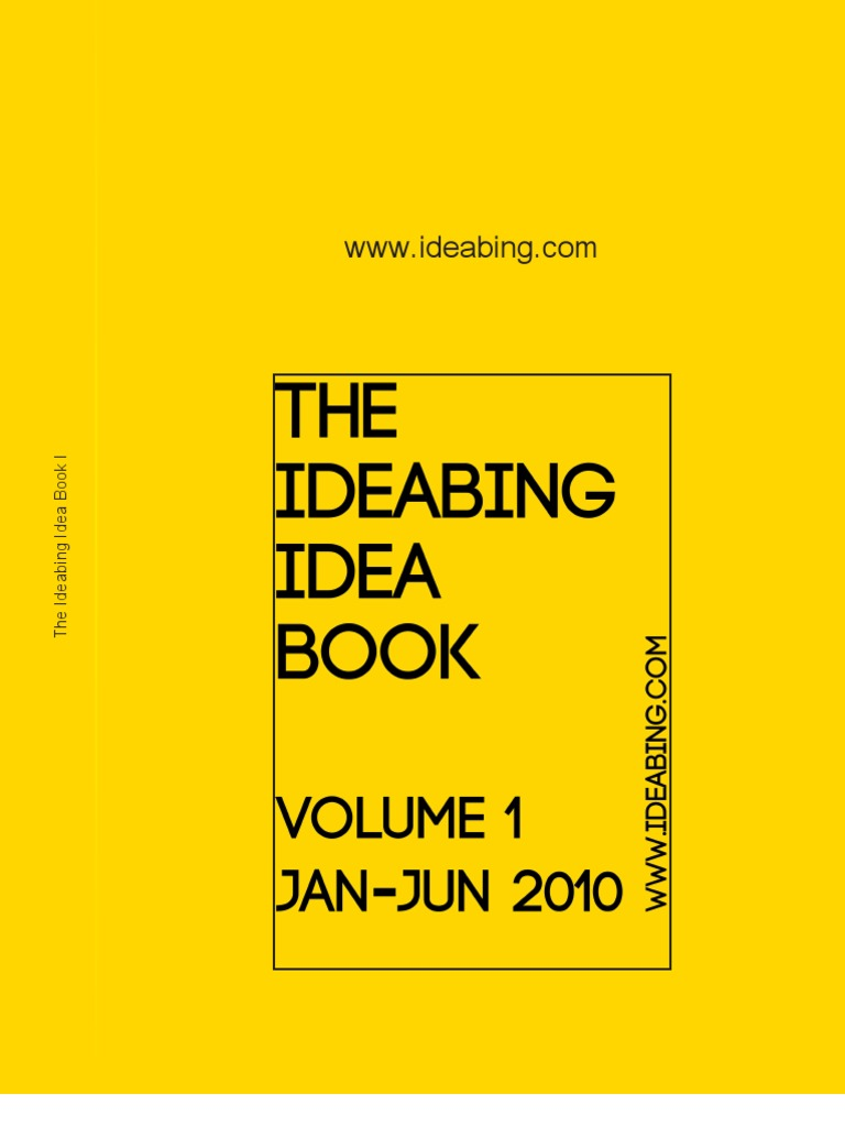 Ideabing Idea Book | I Phone | Google