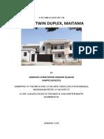 NIA Technical Report Chriskuru