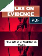 3rd Meeting- RULE 129