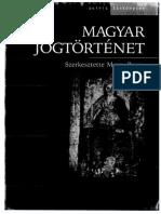 Magyar jogtörténet Mezey Barna.pdf
