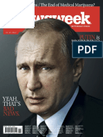 Newsweek International December 22%2c 2017