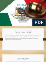 Normas Oficiales de Salud [Autoguardado]