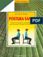 DRAKE, J. - Postura sana, utilice la técnica Alexander para prevenir el dolor y la tensión.pdf