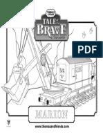 TF Activities ClrSheet TOTB Marion Tcm1108-196601