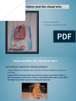 Young Children and the Visual Arts Making Connections
